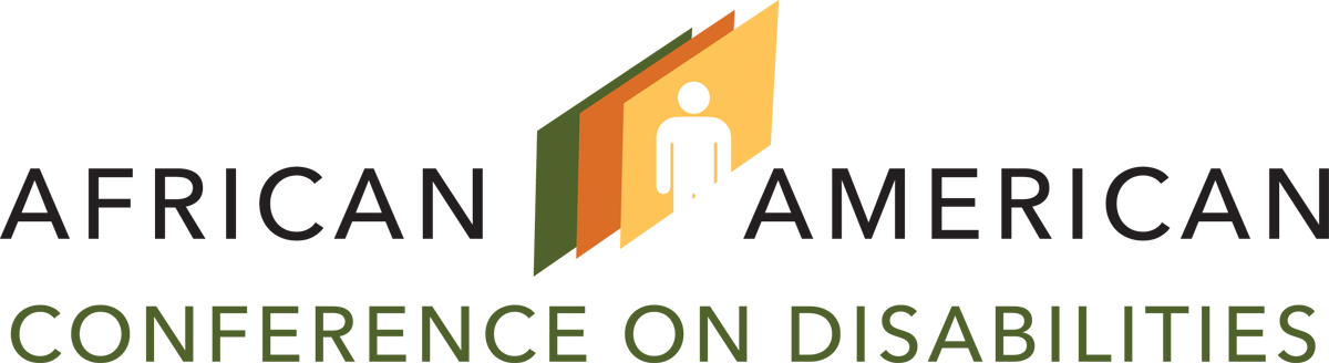 African American Conference on Disabilities Logo
